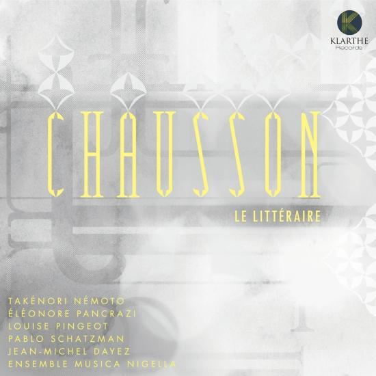 Cover Chausson le littéraire