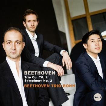 Cover Beethoven: Piano Trio Op. 70 No. 2 & Symphony No. 2