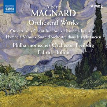 Cover Magnard: Orchestral Works