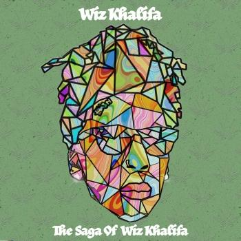 Cover The Saga of Wiz Khalifa