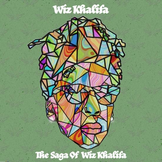 Cover The Saga of Wiz Khalifa