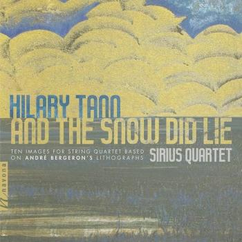 Cover Hilary Tann: And the Snow Did Lie