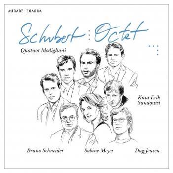 Cover Schubert: Octet