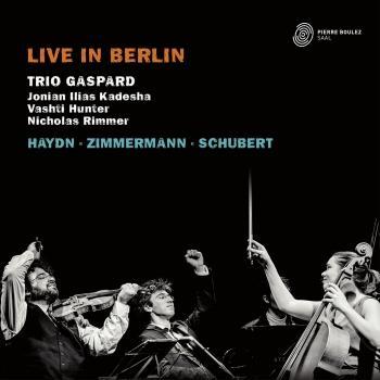 Cover Trio Gaspard Live in Berlin