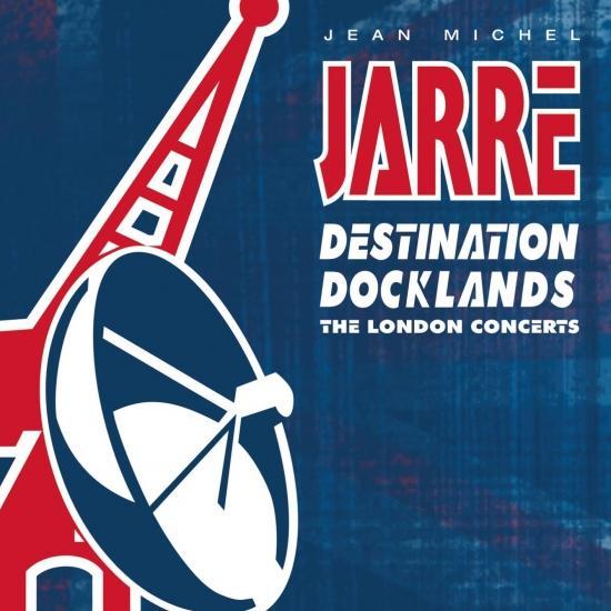 Cover Destination Docklands 1988 (Live)