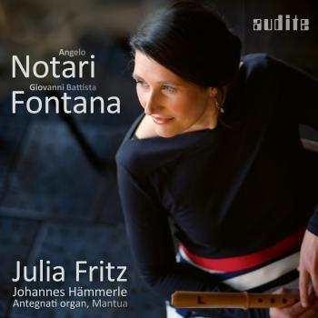 Cover Notari & Fontana (Early Baroque Music from the Basilica di Santa Barbara, Mantua)