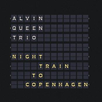 Cover Night Train to Copenhagen