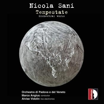 Cover Nicola Sani: Tempestate & Other Works