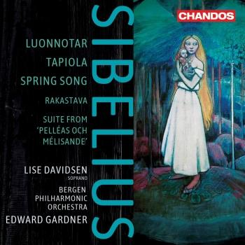Cover Sibelius: Lunnotar, Op. 70 & Other Orchestral Works