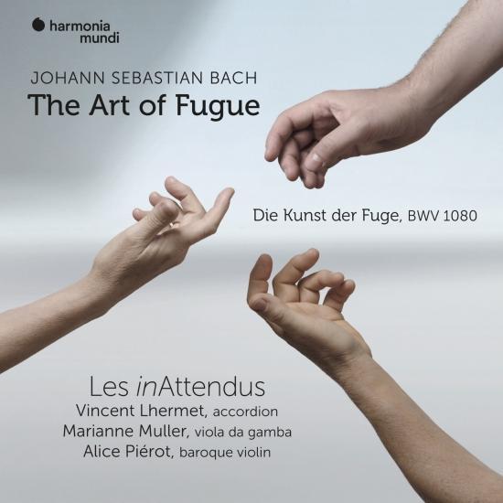 Cover Bach: The Art of Fugue, BWV 1080