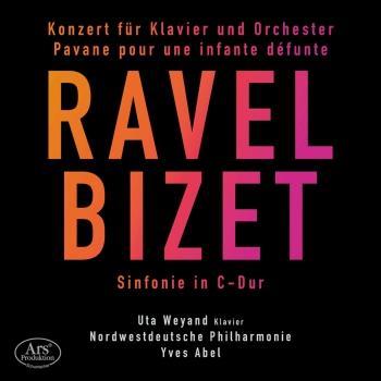 Cover Ravel & Bizet: Orchestral Works