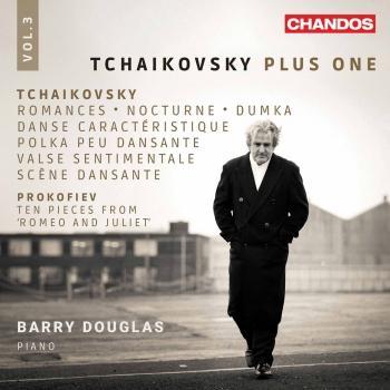 Cover Tchaikovsky Plus One, Vol. 3