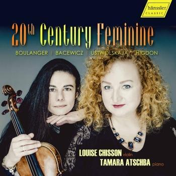 Cover 20th Century Feminine