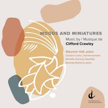 Cover Clifford Crawley: Moods & Miniatures