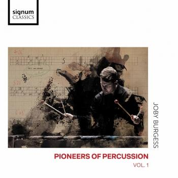 Cover Pioneers of Percussion, Vol. 1