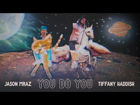 Video Jason Mraz - You Do You (feat. Tiffany Haddish)