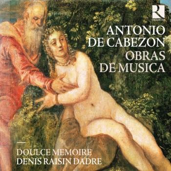 Cover Cabezón Obras de Musica