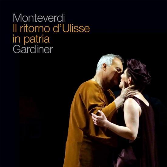 Cover Monteverdi: Il ritorno d'Ulisse in patria, SV 325