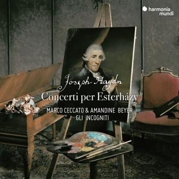 Cover Haydn: Concerti per Esterházy