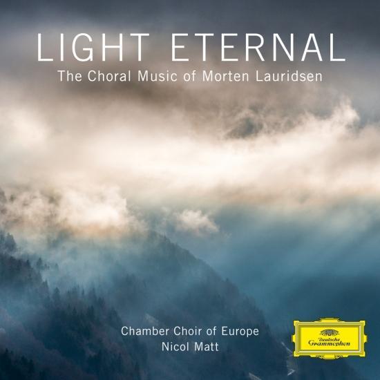 Cover Light Eternal – The Choral Music of Morten Lauridsen