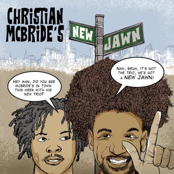 Cover Christian McBride's New Jawn