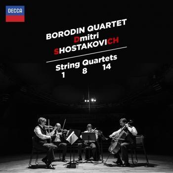 Cover Shostakovich: String Quartets Nos.1, 8 & 14