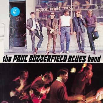 Cover The Paul Butterfield Blues Band