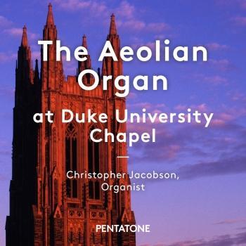 Cover The Aeolian Organ at Duke University Chapel