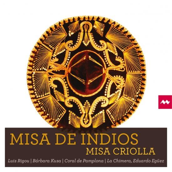 Cover Misa de Indios - Misa Criolla