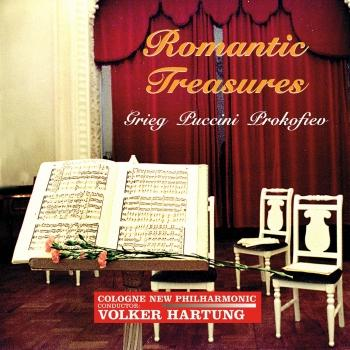 Cover Grieg, Puccini & Prokofiev: Romantic Treasures