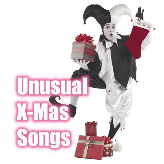 Cover Unusual X-mas Songs