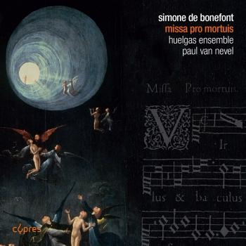 Cover Simone de Bonefont: Missa pro Mortuis