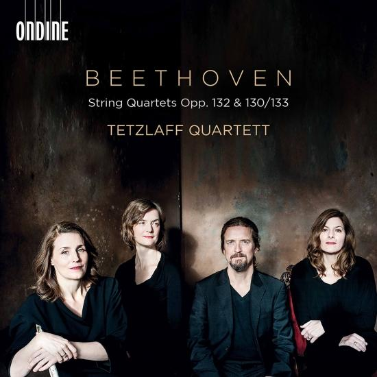 Cover Beethoven: String Quartets, Opp. 132, 130 & 133