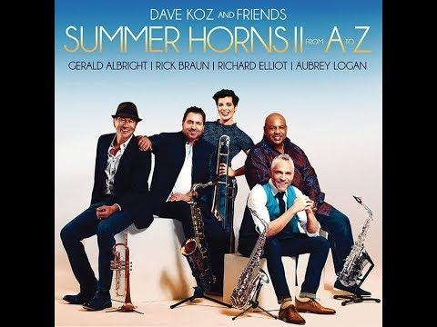 Video Dave Koz Summer Horns II (EPK)