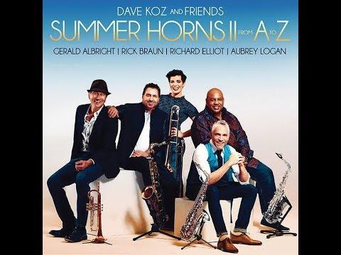Video Dave Koz Summer Horns II (EPK)
