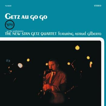 Cover Getz Au Go Go (Remastered)