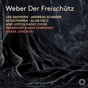 Cover Weber: Der Freischütz, Op. 77, J. 277