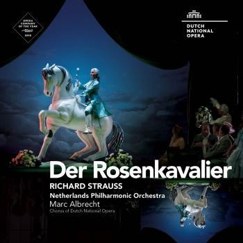 Cover Strauss: Der Rosenkavalier, Op. 59