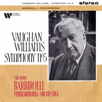 Cover Vaughan Williams: Symphony No. 5 (Remastered)