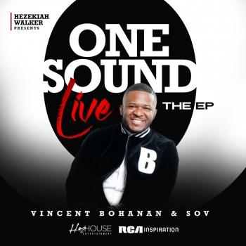 Cover One Sound Live - EP