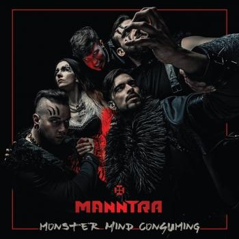 Cover Monster Mind Consuming
