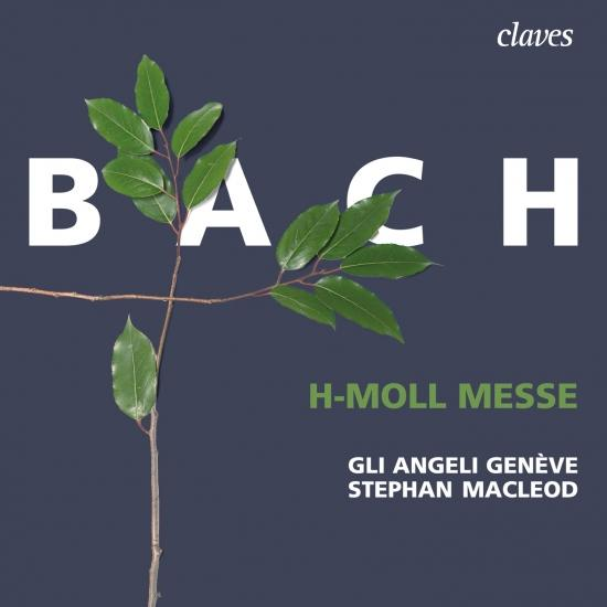 Cover Bach: h-moll Messe, BWV 232