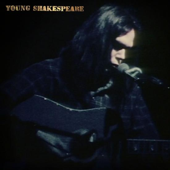 Cover Young Shakespeare (Live Remastered)