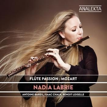 Cover Flute Passion: Mozart
