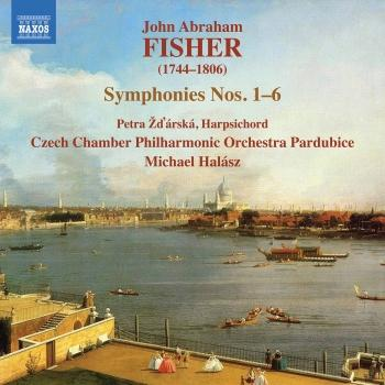 Cover Fisher: Symphonies Nos. 1-6