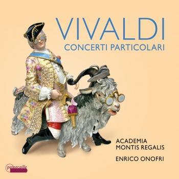 Cover Vivaldi: Concerti Particolari