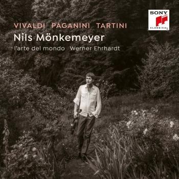 Cover Vivaldi - Paganini - Tartini
