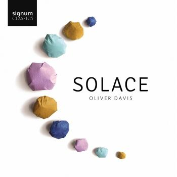 Cover Oliver Davis: Solace