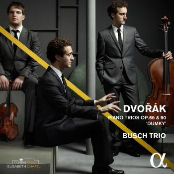 Cover Dvorak: Piano Trios, Op. 65 & 90 'Dumky'