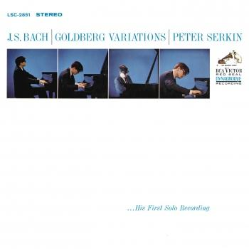 Cover Goldberg Variations, BWV 988 (Remastered)